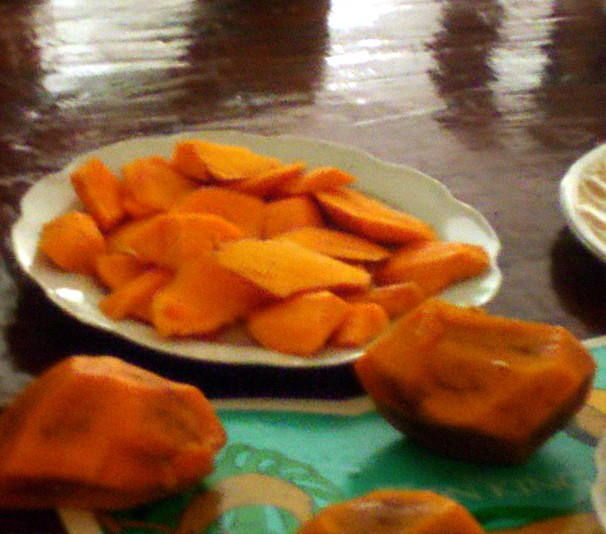 Im white and dating a haitian mango