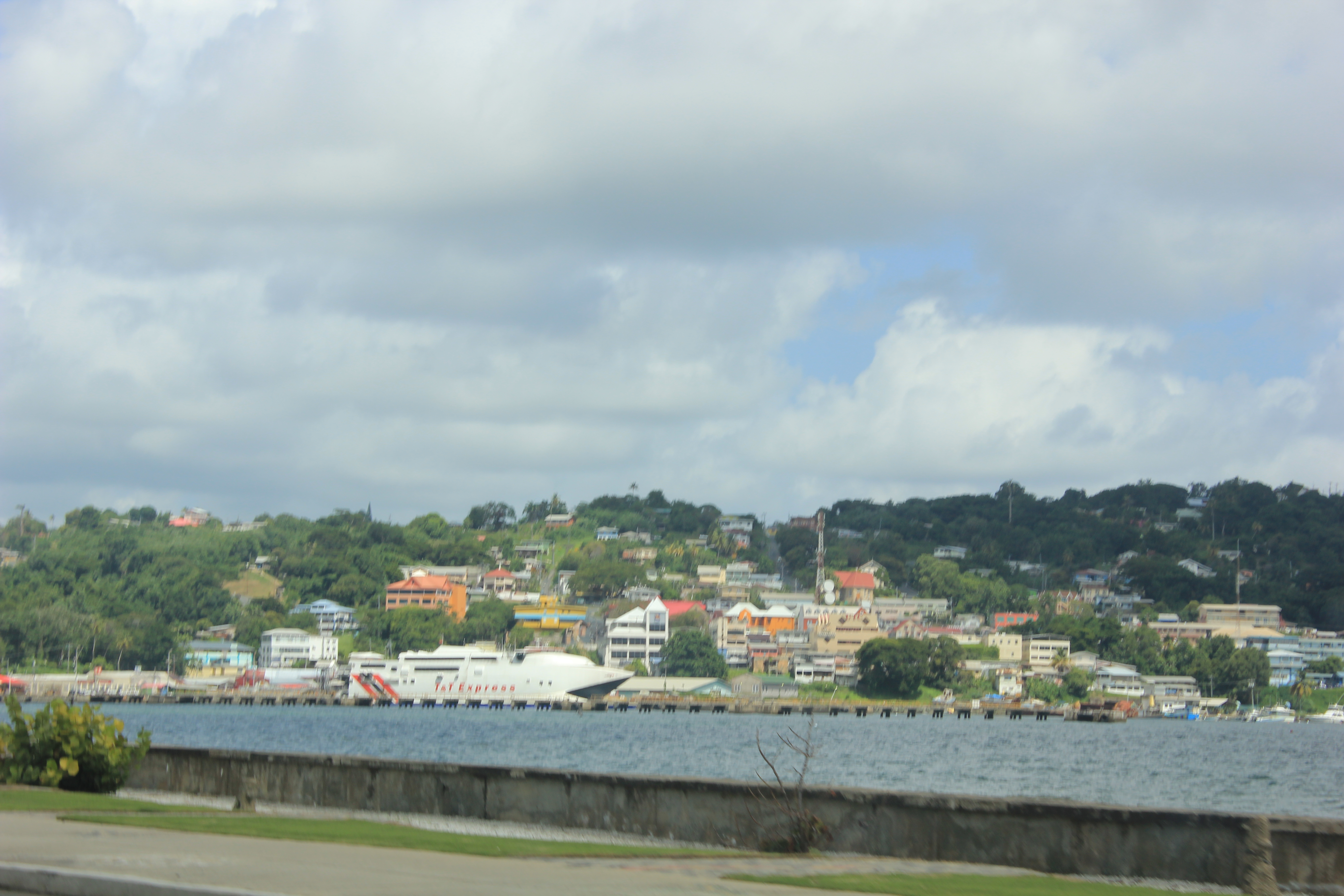 Scarborough, Tobago