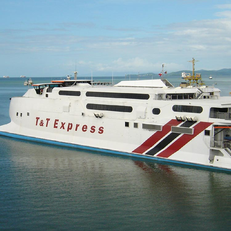 RESPONSE TO ANNOUNCEMENT BY GOVERNMENT OF TRINIDAD AND ... |Trinidad And Tobago Ferries
